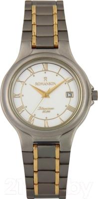 Часы мужские наручные Romanson TM8697MCWH