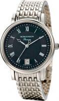 Часы женские наручные Romanson TM1274LWBK -