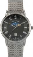 Часы мужские наручные Romanson TM1274FMWBK -