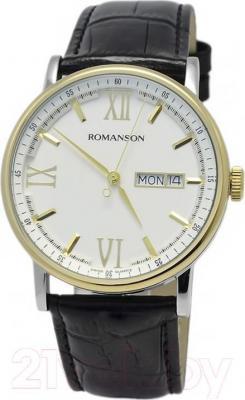 Часы мужские наручные Romanson TL1275MCWH