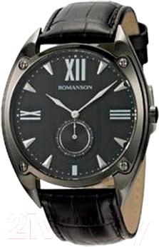 Часы мужские наручные Romanson TL1272JMBBK