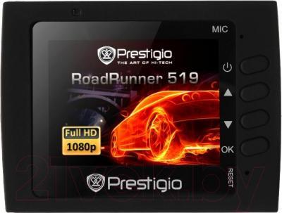 Автомобильный видеорегистратор Prestigio RoadRunner 519I (PCDVRR519I) - дисплей