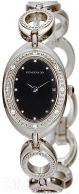 Часы женские наручные Romanson RM0377QLWBK