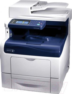 МФУ Xerox WorkCentre 6605DN - общий вид