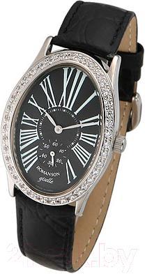 Часы женские наручные Romanson RL8216QLWBK
