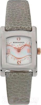 Часы женские наручные Romanson RL1254LJWH