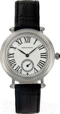 Часы женские наручные Romanson RL1253BLWWH