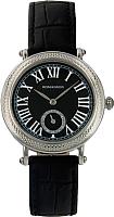 Часы женские наручные Romanson RL1253BLWBK -