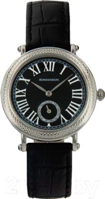 Часы женские наручные Romanson RL1253BLWBK