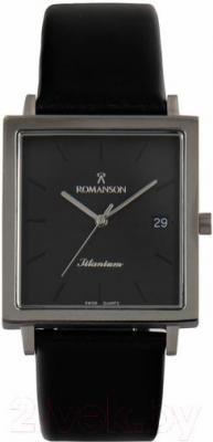 Часы мужские наручные Romanson DL2133NMWBK