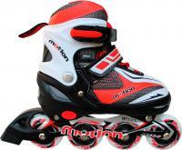Роликовые коньки Motion Partner MP121S (S, красные) -