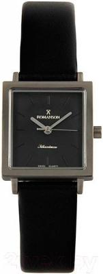 Часы женские наручные Romanson DL2133LWBK