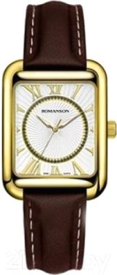 Часы женские наручные Romanson TL0353LGWH