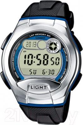 Часы мужские наручные Casio W-752-2BVES - общий вид