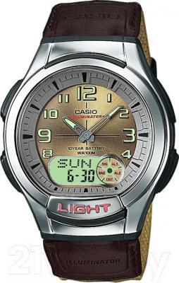 Часы мужские наручные Casio AQ-180WB-5BVES - общий вид