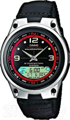 Часы мужские наручные Casio AW-82B-1AVES