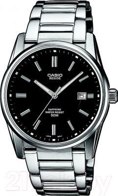 Часы мужские наручные Casio BEM-111D-1AVEF