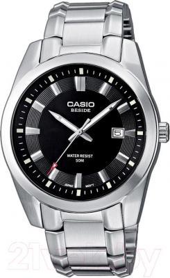 Часы мужские наручные Casio BEM-116D-1AVEF - общий вид