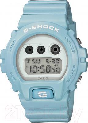 Часы женские наручные Casio DW-6900SG-2ER