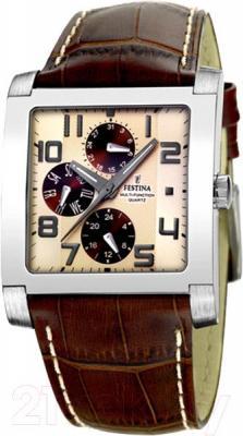 Часы мужские наручные Festina F16235/B - общий вид