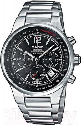 Часы мужские наручные Casio EF-500D-1AVEF - общий вид