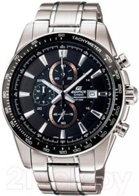 Часы мужские наручные Casio EF-547D-1A1VEF - общий вид