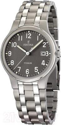 Часы мужские наручные Festina F16460/2 - общий вид