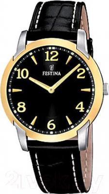 Часы мужские наручные Festina F16508/3 - общий вид