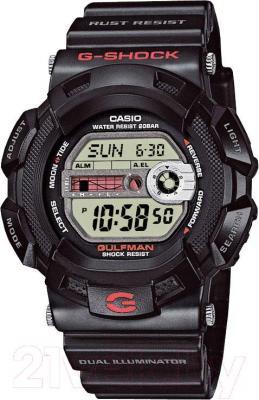 Часы мужские наручные Casio G-9100-1ER - общий вид