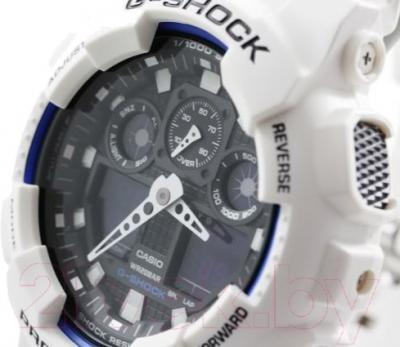 Часы мужские наручные Casio GA-100B-7AER