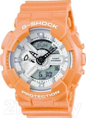 Часы мужские наручные Casio GA-110SG-4AER - общий вид