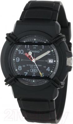 Часы мужские наручные Casio HDA-600B-1BVEF - общий вид