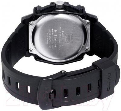 Часы мужские наручные Casio HDA-600B-1BVEF - вид сзади
