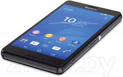 Смартфон Sony Xperia Z3 Compact / D5803 (черный)