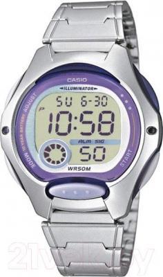 Часы женские наручные Casio LW-200D-6AVEF - общий вид