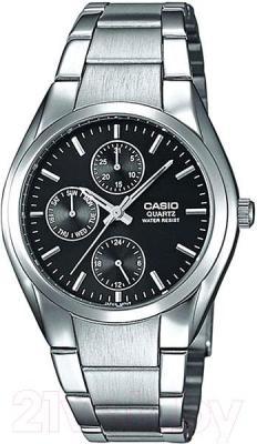 Часы мужские наручные Casio MTP-1191PA-1AEF - общий вид