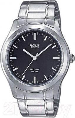 Часы мужские наручные Casio MTP-1200A-1AVEF - общий вид