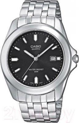 Часы мужские наручные Casio MTP-1222A-1AVEF - общий вид