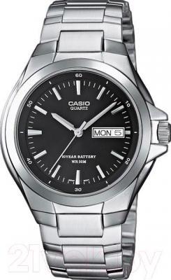 Часы мужские наручные Casio MTP-1228D-1AVEF - общий вид