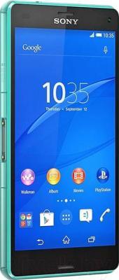 Смартфон Sony Xperia Z3 Compact / D5803 (зеленый) - общий вид