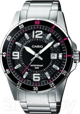 Часы мужские наручные Casio MTP-1291D-1A1VEF