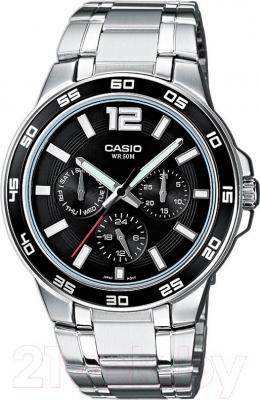 Часы мужские наручные Casio MTP-1300D-1AVEF