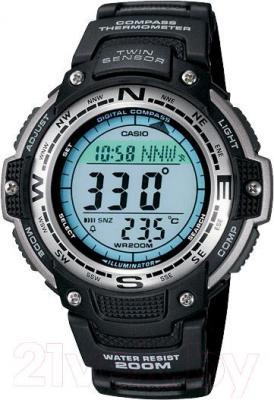 Часы мужские наручные Casio SGW-100-1VEF