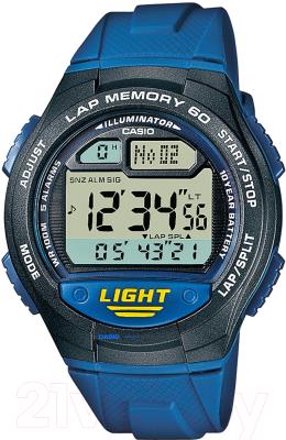Часы мужские наручные Casio W-734-2AVEF