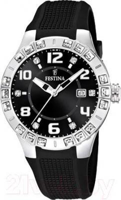 Часы женские наручные Festina F16560/6 - общий вид