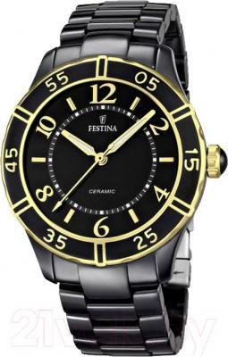 Часы женские наручные Festina F16633/2 - общий вид