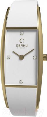 Часы женские наручные Obaku V150LGIRW