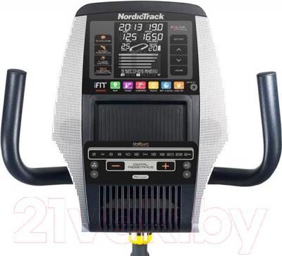 Велоэргометр NordicTrack R105 (NTEVEX79913) - панель управления