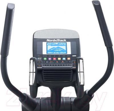 Эллиптический тренажер NordicTrack E10.0 (NTEVEL99014) - панель управления
