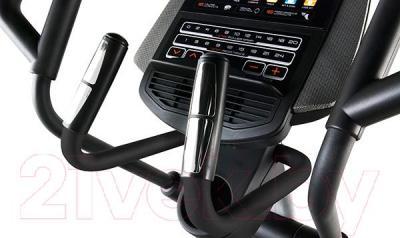 Эллиптический тренажер NordicTrack E12.5 (NTEVEL13014) - ручки в кардиодатчиками
